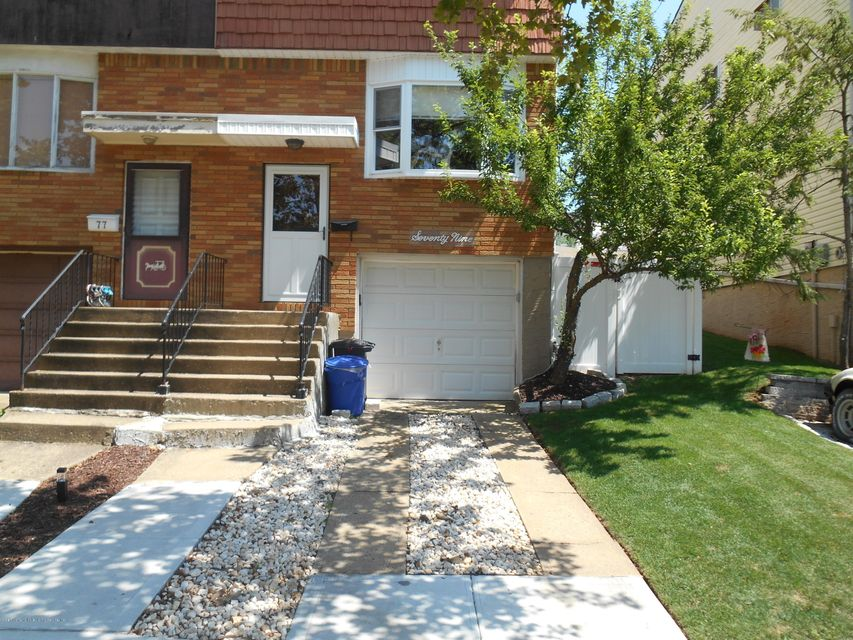 Single Family Home for Sale at 79 Ebony Street Staten Island, New York 10306 United States