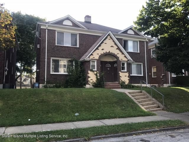 Multi-Family Home for Sale at 84-86 Dubois Avenue Staten Island, New York 10310 United States