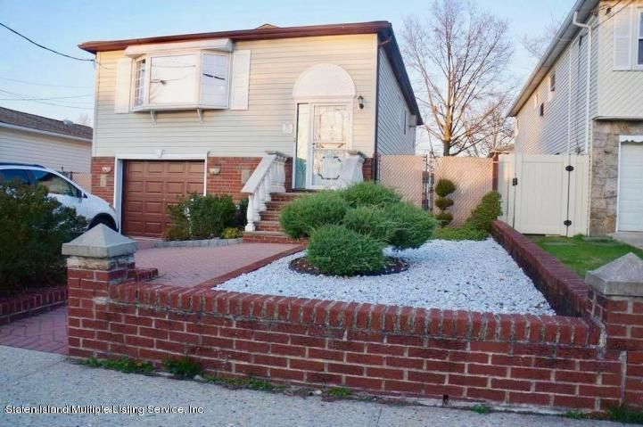 Single Family Home for Sale at 105 Bartlett Avenue Staten Island, New York 10312 United States