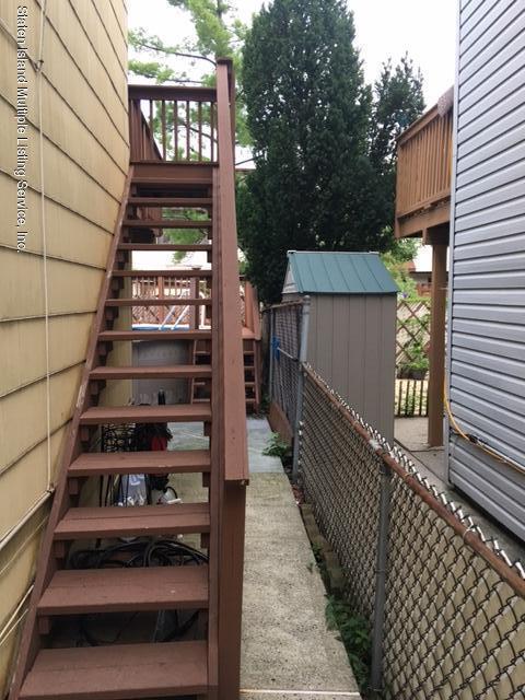 Single Family - Attached 51 Mimosa Lane  Staten Island, NY 10312, MLS-1112918-18