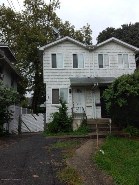 177 Pelton Avenue,Staten Island,New York 10310,2 Bedrooms Bedrooms,5 Rooms Rooms,2 BathroomsBathrooms,Single family - semi-attached,Pelton,1112980