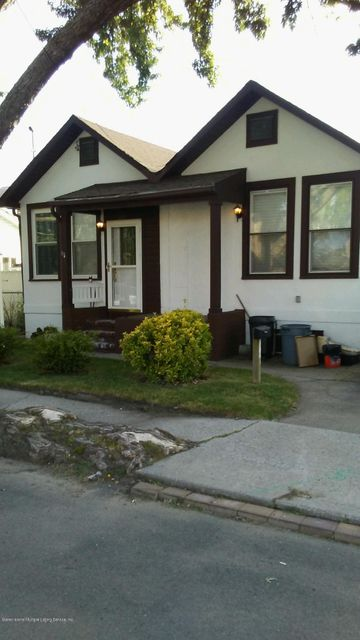 Single Family Home for Sale at 82 Mc Laughlin Street Staten Island, New York 10305 United States