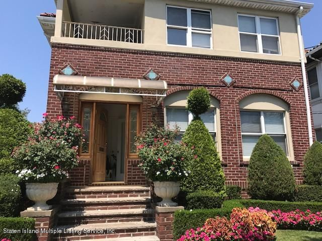 Two Family - Detached 2401 Avenue P   Brooklyn, NY 11209, MLS-1113110-24