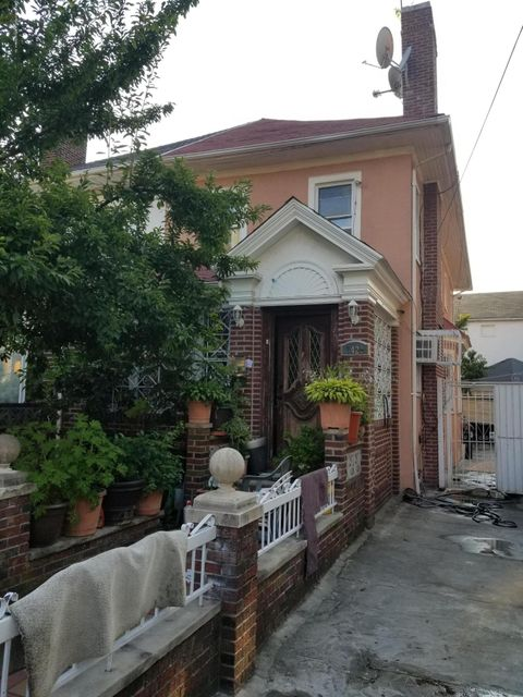 Single Family Home for Sale at 7420 Colonial Road Brooklyn, New York 11209 United States