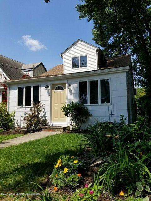 Single Family Home for Sale at 379 Shirley Avenue Staten Island, New York 10312 United States