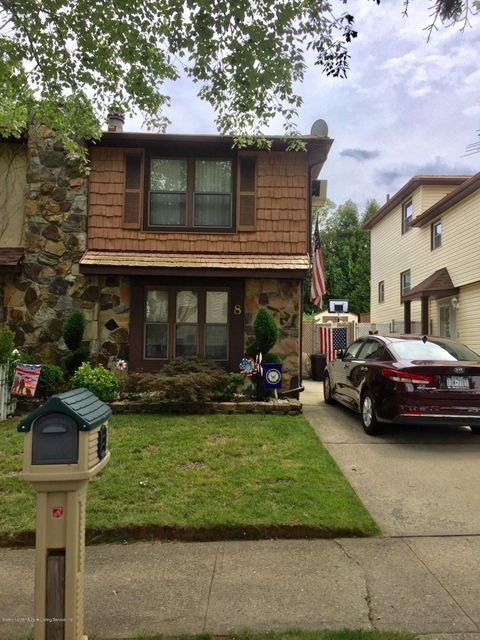 Single Family - Semi-Attached in Annadale - 8 Crown Avenue  Staten Island, NY 10312