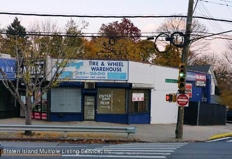 Commercial for Rent at 1584 Richmond Road Staten Island, 10304 United States