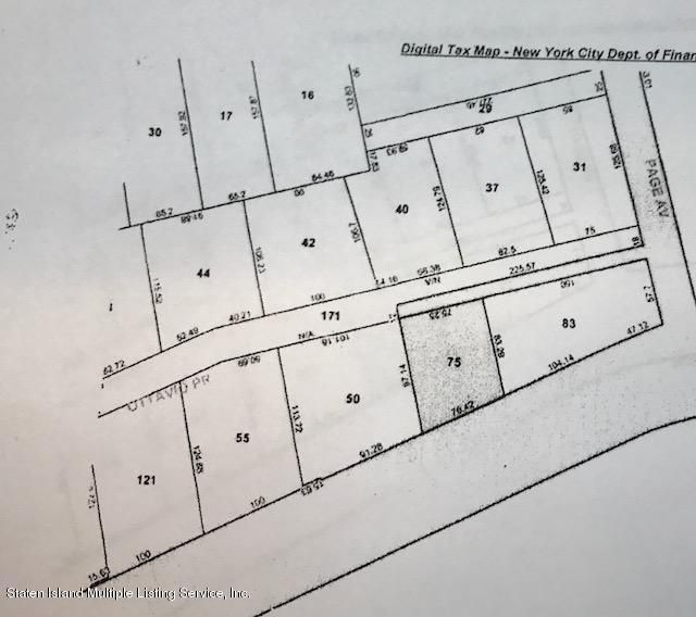 Land for Sale at 80 Ottavio Promenade Staten Island, New York 10307 United States