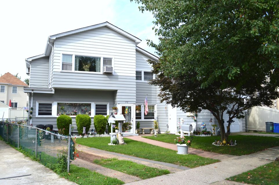 Two Family - Detached in Dongan Hills-Above Hylan - 70 Stobe Avenue  Staten Island, NY 10306