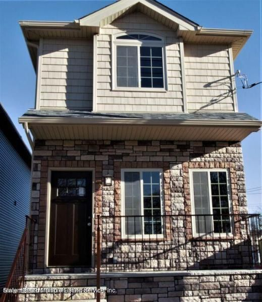 Single Family Home for Sale at 19 Montana Court Staten Island, New York 10303 United States