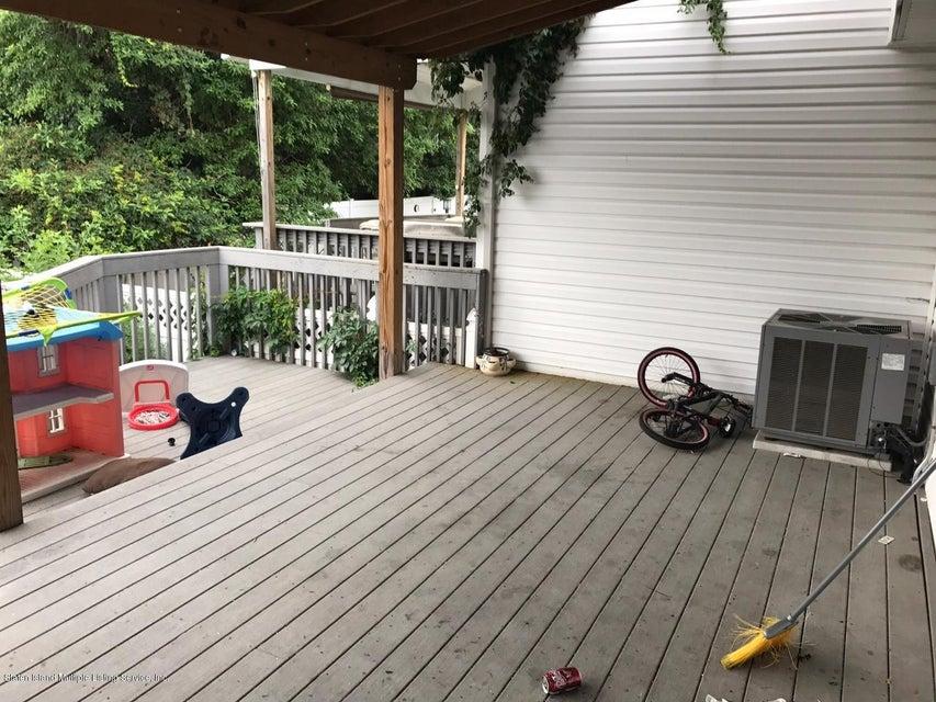 Single Family - Attached 168 Melvin Avenue  Staten Island, NY 10314, MLS-1112401-12