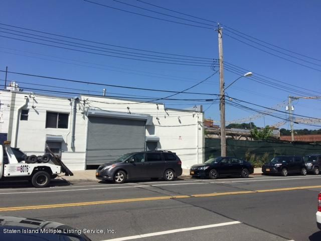 Commercial for Sale at 346 Front Street Staten Island, New York 10304 United States