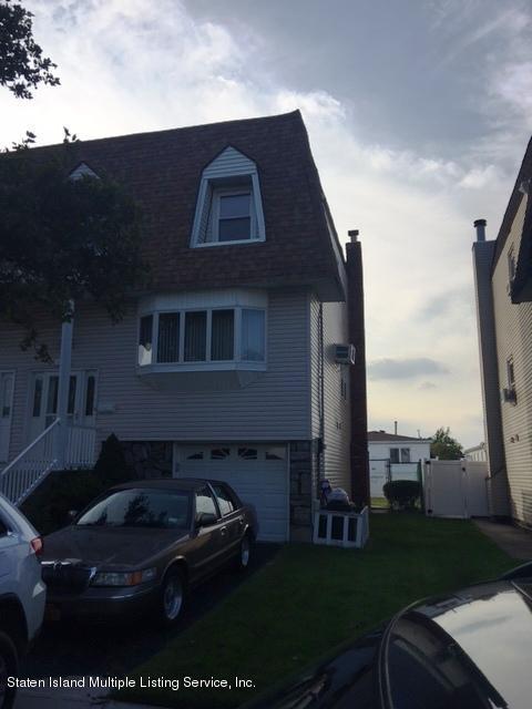 Single Family - Semi-Attached 138 Kelly Boulevard  Staten Island, NY 10314, MLS-1113229-3