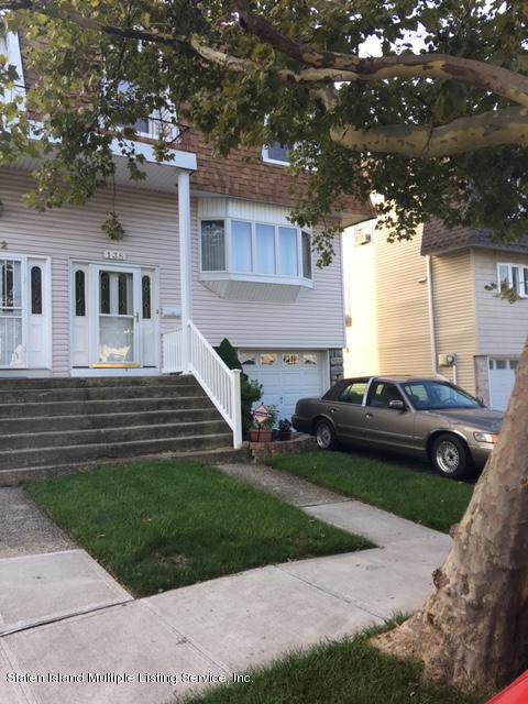 Single Family - Semi-Attached 138 Kelly Boulevard  Staten Island, NY 10314, MLS-1113229-2