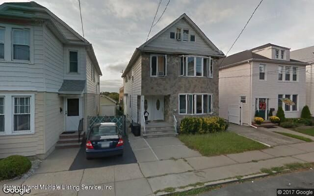 Single Family Home for Rent at 71 Purcell Street Staten Island, New York 10310 United States