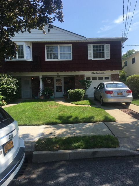 Single Family Home for Sale at 405 Doane Avenue Staten Island, New York 10308 United States