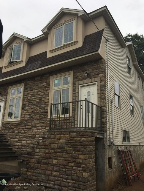 Single Family Home for Sale at 373 Freeborn Street Staten Island, New York 10306 United States