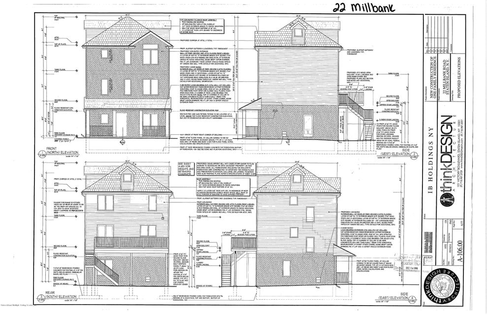 Single Family - Detached 22 Milbank Road  Staten Island, NY 10306, MLS-1113414-13