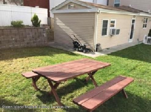 Single Family - Detached 87 Tysen Street  Staten Island, NY 10301, MLS-1113466-21