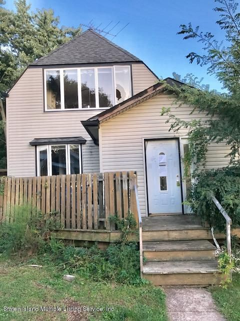 Single Family Home for Sale at 279 Nelson Avenue Staten Island, New York 10308 United States