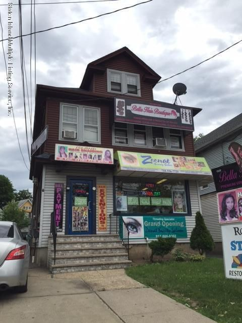Commercial for Rent at 1328 Forest Avenue Staten Island, New York 10302 United States