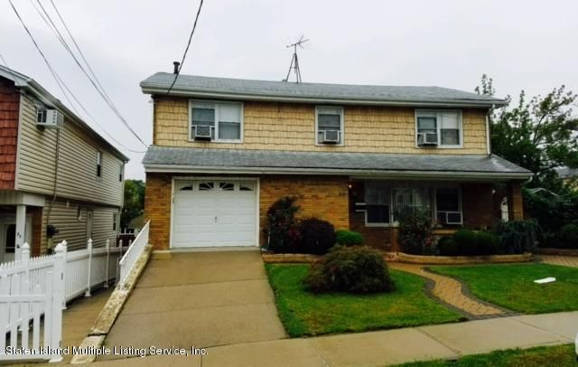 Single Family Home for Sale at 97 Escanaba Avenue Staten Island, New York 10308 United States