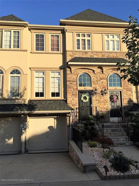 Single Family Home for Sale at 60 Sweetgum Lane Staten Island, New York 10314 United States