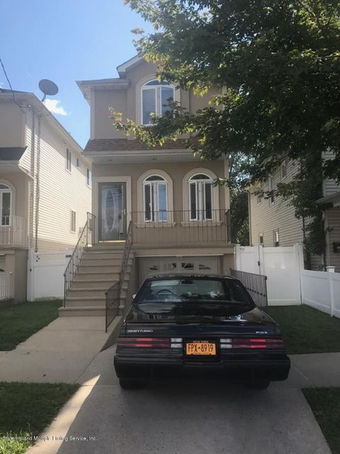Additional photo for property listing at 98 Burke Avenue  Staten Island, New York 10314 United States