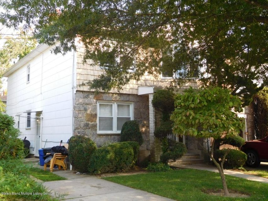 Single Family Home for Sale at 249 Martin Avenue Staten Island, New York 10314 United States