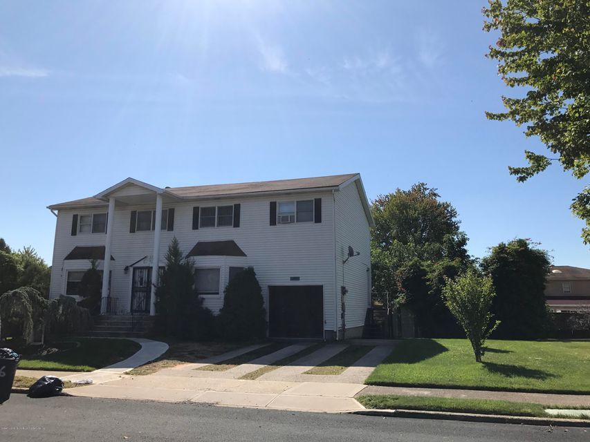 Two Family - Detached 446 Vineland Avenue  Staten Island, NY 10312, MLS-1113579-2