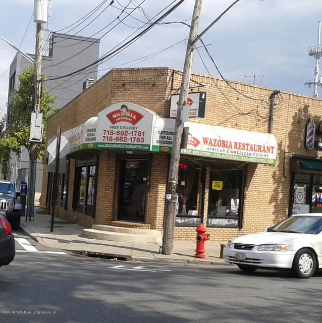 Commercial for Rent at 611 Bay Street Staten Island, New York 10304 United States