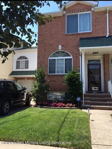 Single Family Home for Rent at 27 Borman Avenue Staten Island, New York 10314 United States