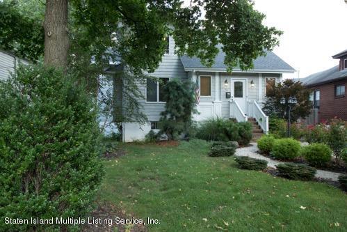 Single Family - Detached 59 Jefferson Boulevard  Staten Island, NY 10312, MLS-1113645-2