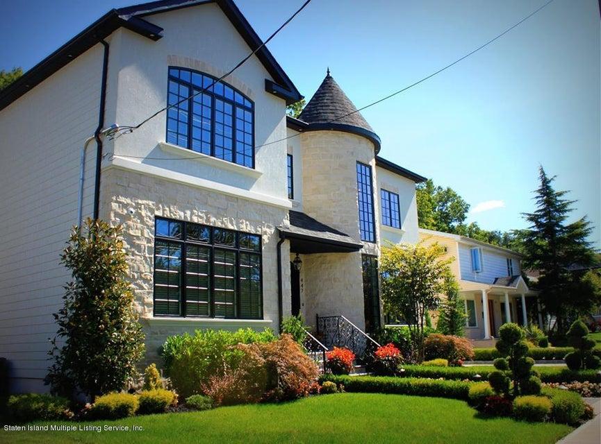 Single Family Home for Sale at 447 Corbin Avenue Staten Island, 10308 United States