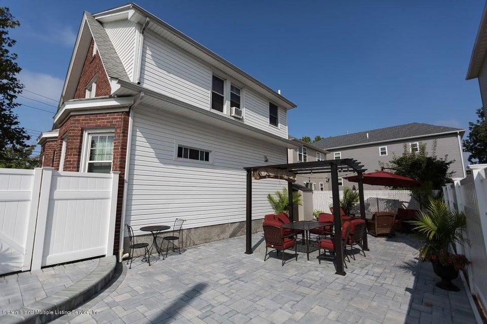 Single Family - Detached 319 Yetman Avenue  Staten Island, NY 10307, MLS-1113784-20