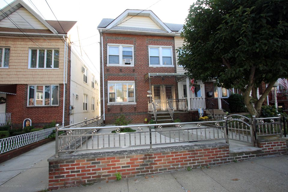 Single Family Home for Sale at 1366 80th Street Brooklyn, New York 11228 United States