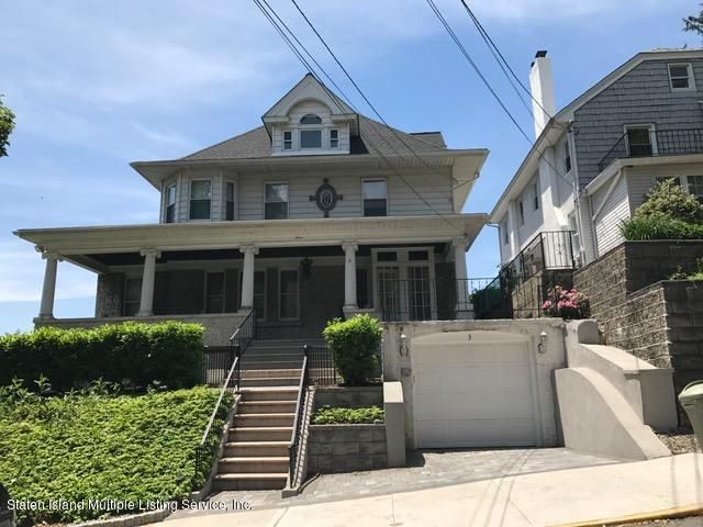 Two Family - Detached in Fort Wadsworth - 3 Merle Place  Staten Island, NY 10305
