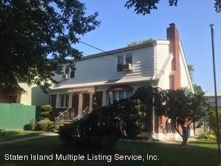 Single Family Home for Sale at 301 Cromwell Avenue Staten Island, New York 10305 United States