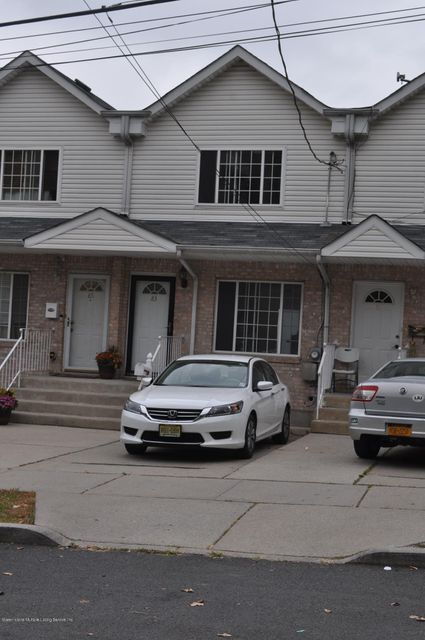 Single Family Home for Rent at 83 Fairway Avenue Staten Island, New York 10304 United States