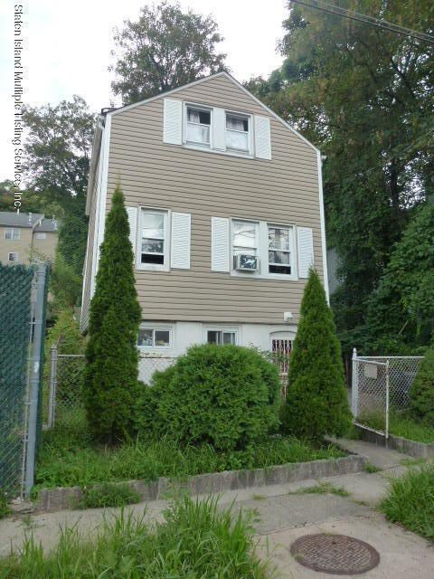 Single Family Home for Sale at 42 Targee Street Staten Island, New York 10304 United States