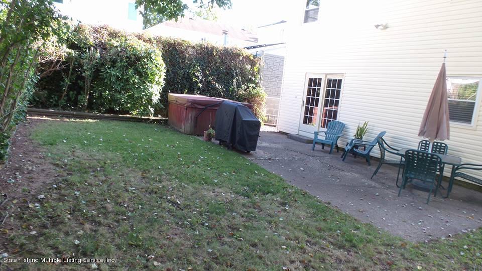 Single Family - Detached 119 Abingdon Avenue  Staten Island, NY 10308, MLS-1113992-44