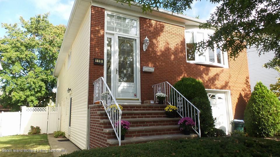 Single Family - Detached 119 Abingdon Avenue  Staten Island, NY 10308, MLS-1113992-2