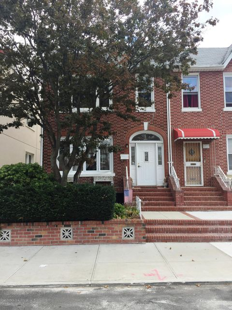 Single Family Home for Rent at 8691 15th Avenue Brooklyn, New York 11228 United States