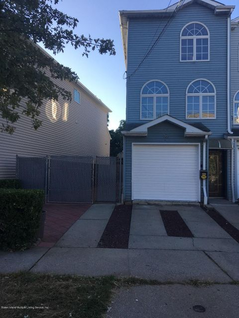 Single Family - Semi-Attached 16 St Johns Avenue  Staten Island, NY 10305, MLS-1114042-2