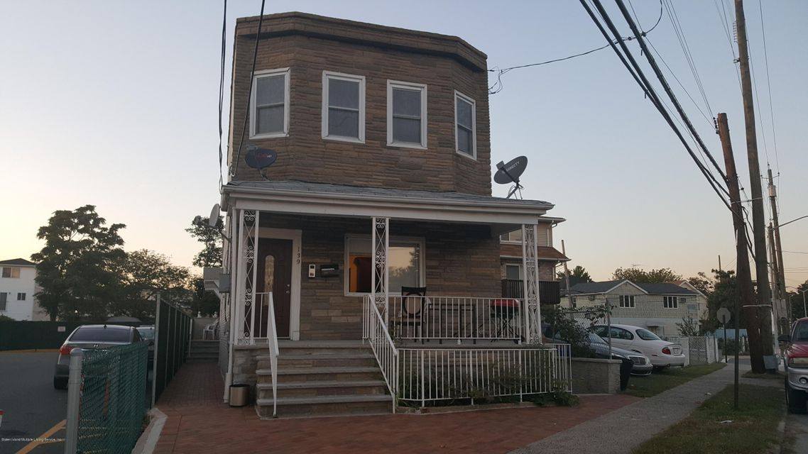 Multi-Family Home for Sale at 139 Father Capodanno Boulevard Staten Island, New York 10305 United States