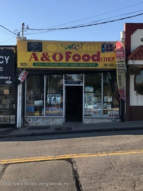 Commercial for Sale at 3925 Amboy Road Staten Island, New York 10308 United States