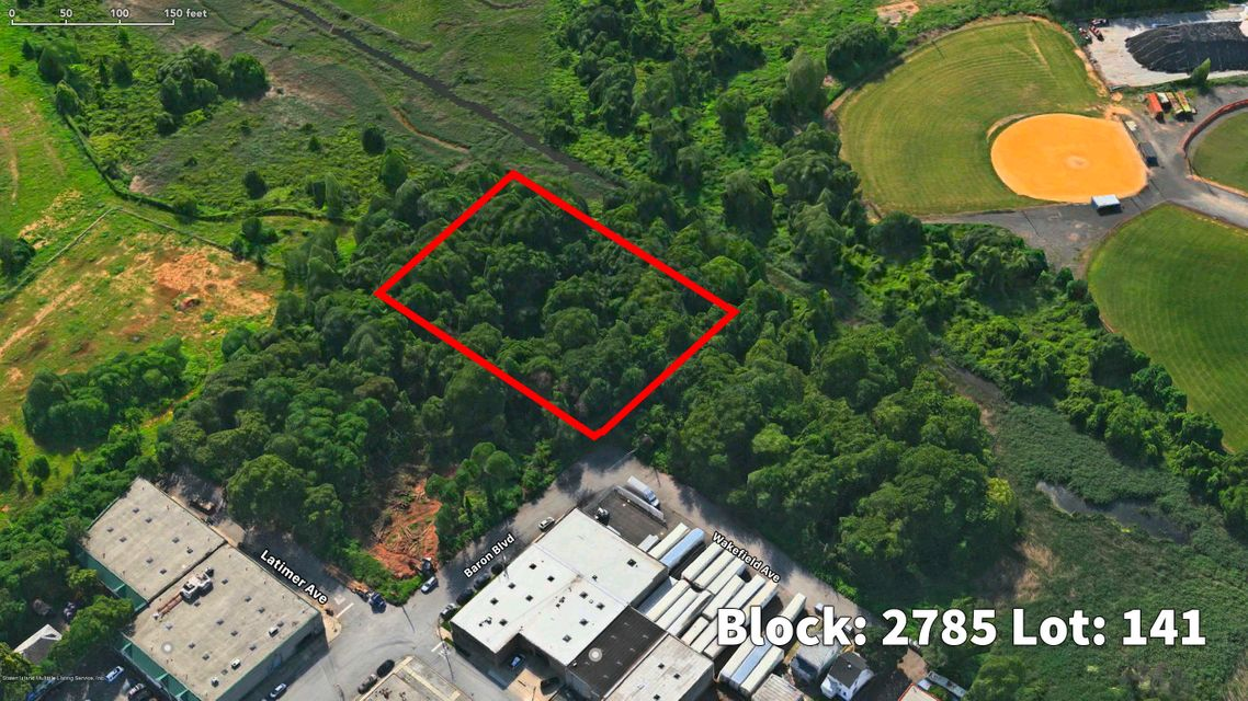 Land for Sale at 0 Baron Boulevard Staten Island, New York 10314 United States
