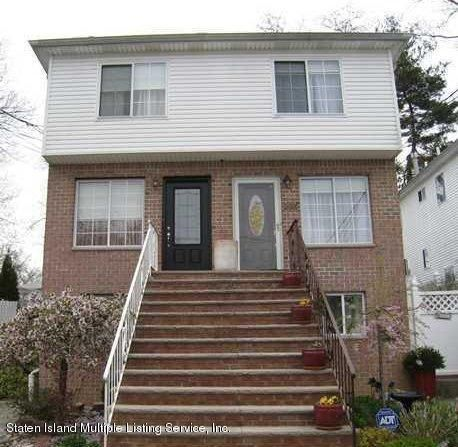 Two Family - Semi-Attached in Manor Heights - 223 Perry Ave   Staten Island, NY 10314