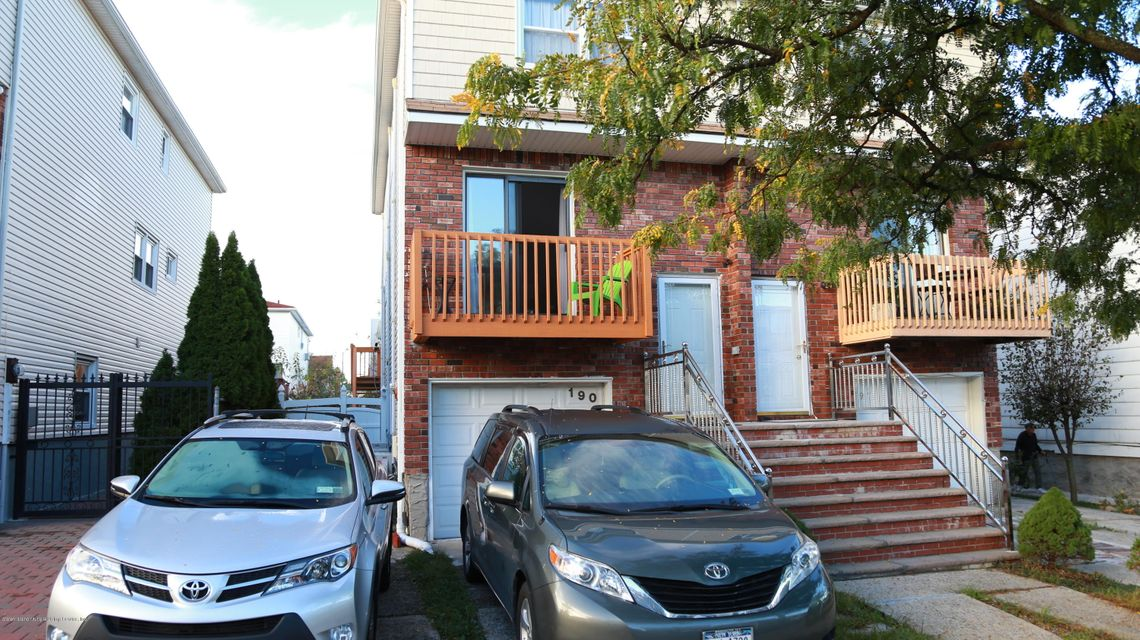 Single Family - Semi-Attached in Heartland Village - 190 Mcveigh Avenue  Staten Island, NY 10314