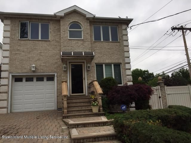 Single Family Home for Rent at 235 Brighton Street Staten Island, New York 10307 United States